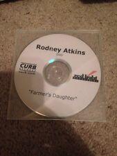 Rodney Atkins Farmers Daughter Promo Dvd Music Video Rare