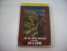 JIM IL PRIMO - DVD SIGILLATO - JOHN METHIUS - ROSY MARCH - FANNY CLAIR