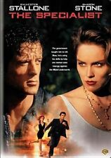 The Specialist DVD 1994 Sylvester Stallone