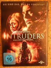 Intruders (2012) DVD  gebraucht