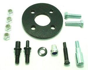 1959-76 Pontiac Rubber Steering Coupler Rag-Joint Disk Column Gearbox Kit