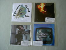 MERCHANDISE job lot of 4 promo CDs A Corpse Wired For Sound Enemy Telephone 4AD