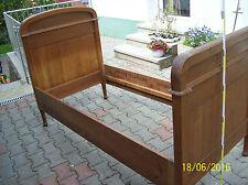 Weichholz Bett aus den 1920 Jahren