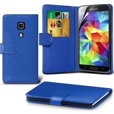 LEATHER WALLET PHONE CASE COVER FOR SAMSUNG GALAXY S3/S3 MINI,S4,S5,S8,S9,S9+