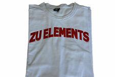 T-Shirt Zu Elements M.L. - mis. XL - col. Bianco