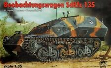 Beobachtungswagen Sd.Kfz 135 - Normandy 1944 , RPM, 35013, SCALE 1/35