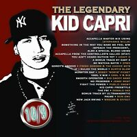 DJ Kid Capri 10/9 CLASSIC Old School Hip Hop Mixtape Mix CD 80s 90s