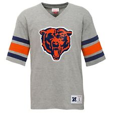 Mitchell & Ness NFL Youth (8-20) Chicago Bears Post Season Run V-Neck Tee