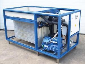 Wärmepumpe mit BOCK Kältemaschine, Verdichter, HGX34P, 15kW mit Frigocontroll II