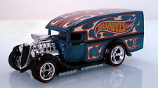 Hot Wheels Limited BLOWN DELIVERY VAN Supercharged Hauler '33 '34 Ford Truck