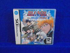 DS BLEACH The 3rd Phantom A Tactical RPG Game PAL Nintendo Region Free