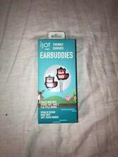 iJoy Kids Friendly Earbuds EARBUDDIES