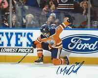 Connor McDavid Autographed Signed 8x10 Photo ( Oilers ) REPRINT