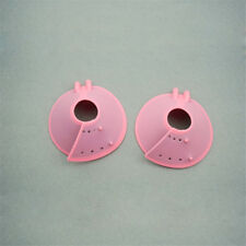 1 Pair Electro Shock Sticker Electro E-Stim Cup Ring Stimulation