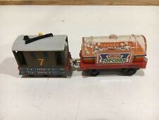 Carnival Toby and Popcorn Car for Thomas Trains Take Along or Take N Play