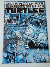 Teenage Mutant Ninja Turtles Comic Book #3 Estate Sale Find Not Graded Very Fine