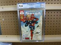 Avenging Spider-man #9 CGC 9.4 1st Appearance Carol Danvers Captain Marvel 9/12