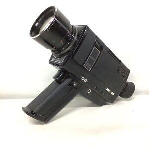Chinon 872 Auto Zoom Super 8 Movie Camera #710