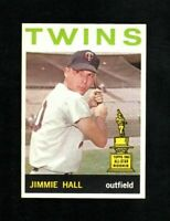 1964 TOPPS #73 JIMMIE HALL MINNESOTA TWINS NM/MT (OR BETTER)