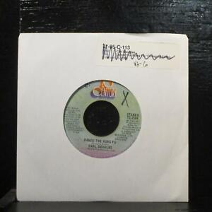 "Carl Douglas–Dance The Kung Fu VG 7"" Vinyl 45 20th Century TC-2168 Disco 1974"