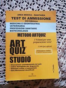 Artquiz Studio 2020-2021 XIII Edizione Medicina