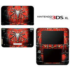 Vinyl Skin Decal Cover for Nintendo 3DS XL LL - Spiderman