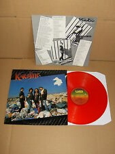 LP (French press) - KAROLINE : Same, self titled - WEA 58 141 - RED WAX
