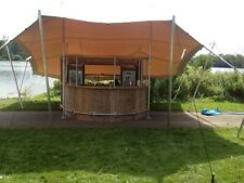 Waterproof Commercial Wedding Event Bar Patio Party Bedouin Stretch Tent NEW
