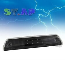 09-14 Ford F-150 Led 3Rd Third Brake Light Rear Roof Stop Top Lamp Black Clear