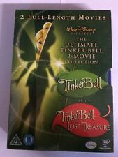 Tinker Bell + The Lost Treasure (DVD 2-Disc Set, Box Set) Brand New And Sealed