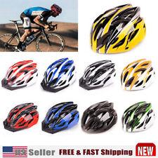 US Bicycle Helmet Road Cycling Safety Helmet MTB Mountain Bike Sports Adjustable