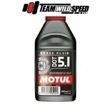 MOTUL RBF DOT 5.1 100% SYNTHETIC BRAKE FLUID For Mitsubishi Nissan Toyota Subaru