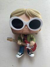 New listing Kurt Cobain Funko Pop Nirvana Sunglasses Shop Exclusive Vaulted Opened Loose