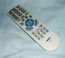 New Oem Projector Remote Control with Laser Nec Rd-448E & Free Ship!