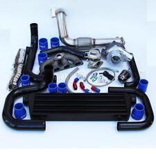 T3/T4 Ball Bearing Turbo Intercooler Bolt-On Kit for 94-01 Integra B16/18 001-BL