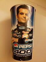 JEFF GORDON PEPSI 400 AT DAYTONA RACING 32 OZ HARD PLASTIC DRINKING CUP 2005