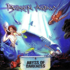BROKEN ARROW-ABYSS OF DARKNESS-CD-heavy-power-white skull-Aemerald-Fanthasia