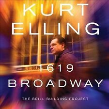 Kurt Elling 1619 Broadway: The Brill Building Project - Audio CD By  - VERY GOOD