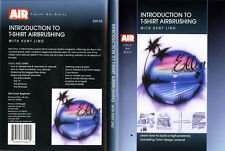 AIRBRUSH ACTION DVD - INTRODUCTION TO T-SHIRT AIRBRUSHING - KENT LIND