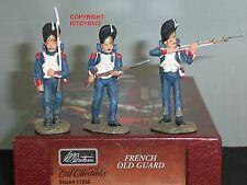 Britains 17256 Guardia Vecchia Francese GUERRA napoleonico in metallo giocattolo Soldato Figure Set