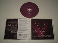 B.Fabre-Garrus / A Sei Voci Une Messe Imaginare ( Naïve / E 8677 ) CD Album
