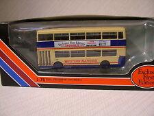 EFE Daimler DMS Western National Showbus 1999   Ref.25804SB