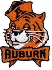 """Auburn Tigers  Vintage Rare NCAA Embroidered Iron On Patch 2.5"""""""