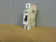 Siemens Circuit Breaker 5SX1 C4 1 Pole 4A 220/380V (9103)