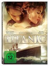Titanic - Leonardo DiCaprio - Kate Winslet - James Cameron - 2 DVD - OVP - NEU