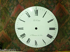 Cadran plat Zifferblätt horloge pendule clock uhr dial Comtoise régulateur 102