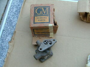 1962-63 Chevy oil pump assembly, NOS! Impala, Bel Air, Biscayne
