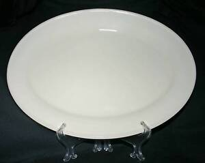 Lenox Special L117 Platinum Oval Serving Platter