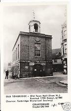 Kent Postcard - Old Tonbridge - Old Town Hall, Demolished in 1901 - A5908