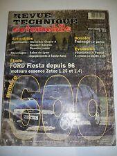 FORD Fiesta (Zetec depuis 96) - Revue Technique Automobile